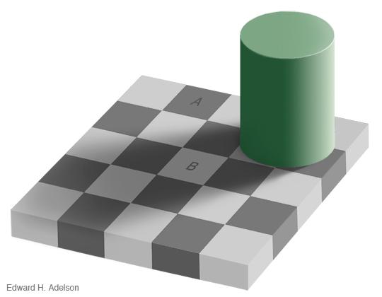 Ilusión-Optica-Cuadrados-de-Ajedrez